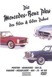 DVD - Die Mercedes-Benz PKW der 50er & 60er Jahre