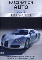 DVD - Faszination Auto - Bugatti