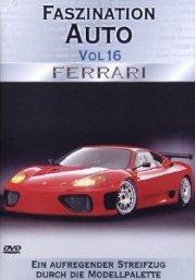 DVD - Faszination Auto - Ferrari