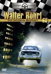 DVD - Walter Röhrl - Drei Jahrzehnte Motorsport