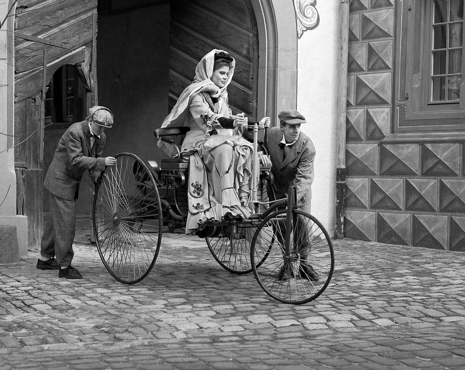 Bertha Benz Motorwagen
