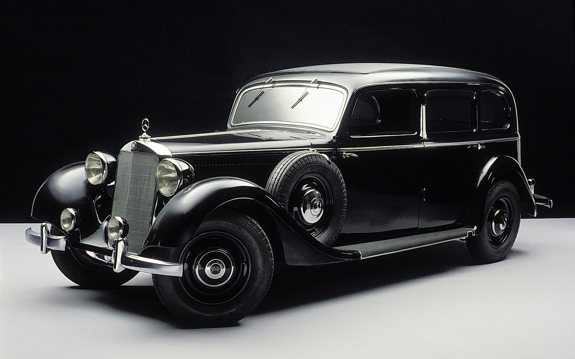 Mercedes 260 D 1936