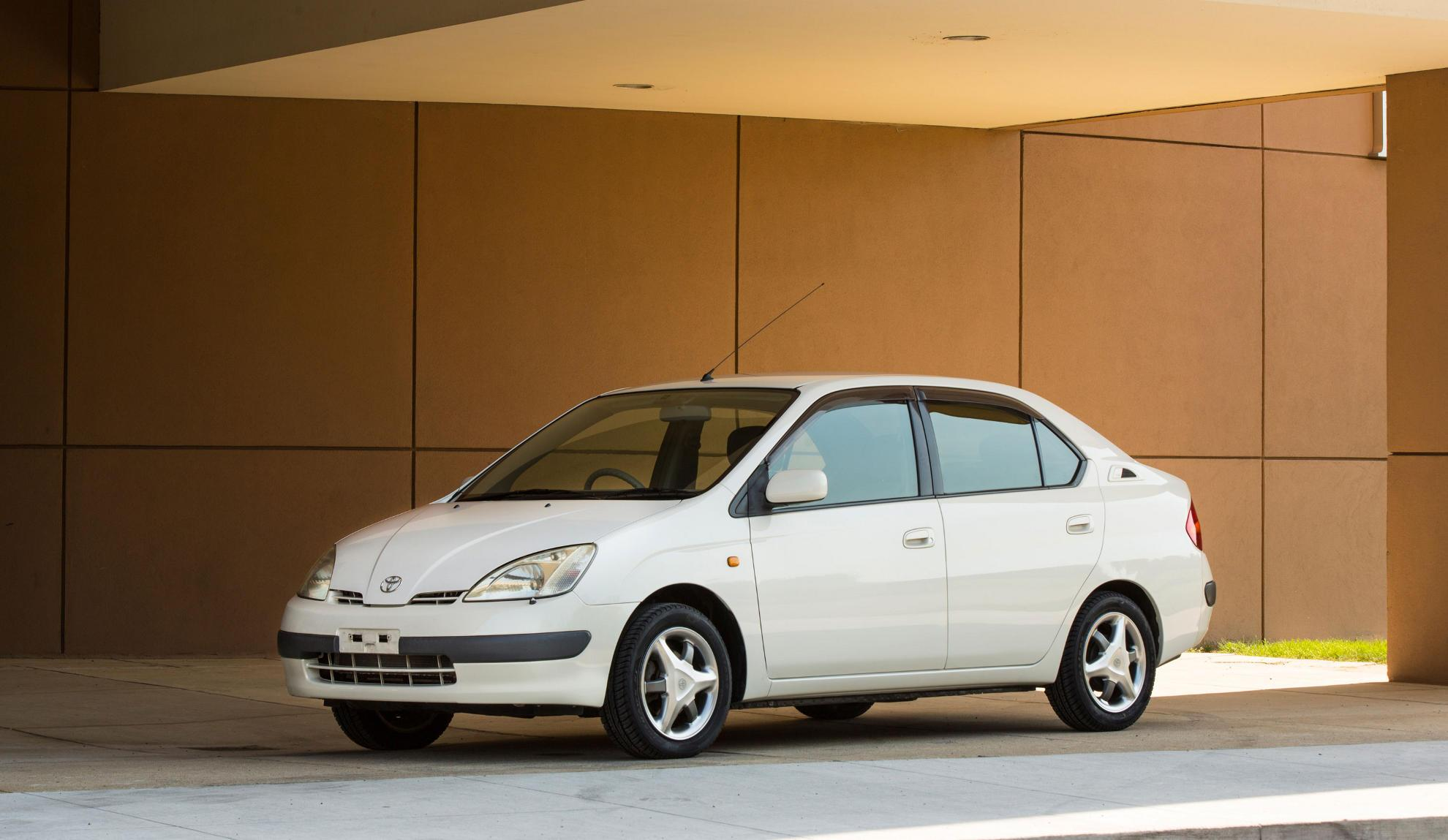 Toyota Hybrid 1997 Toyota Prius