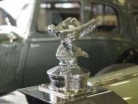 Silver Lady Kuehlerfigur