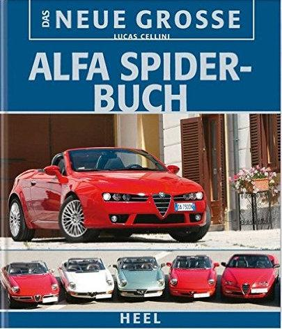 Das Neue Grosse Alfa Spider Buch