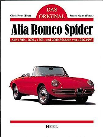 Das Original Alfa Romeo Spider