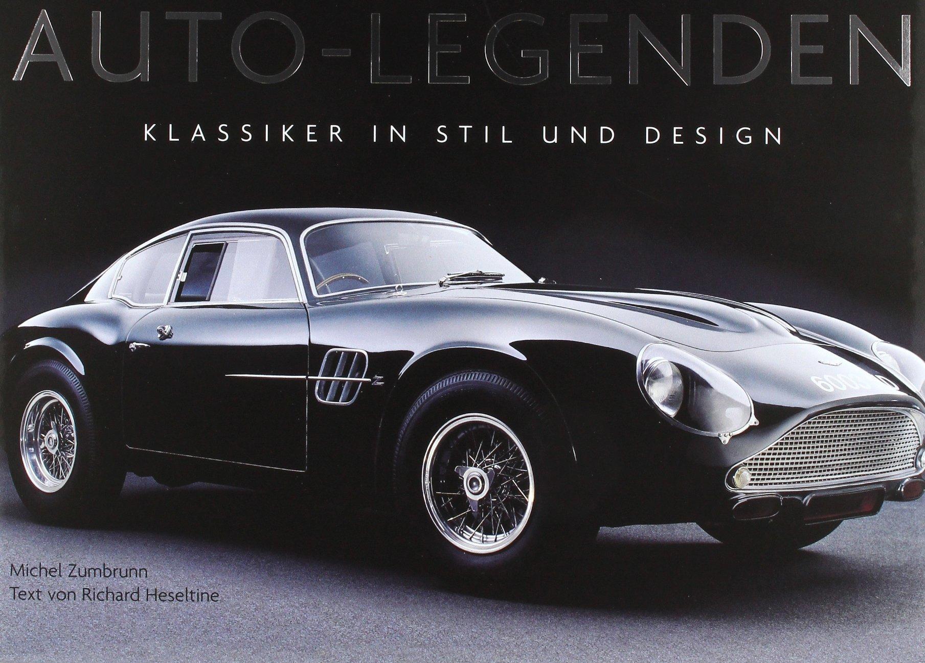 Britische Auto Legenden Klassiker in Stil und Design