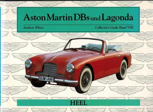 Aston Martin DBs und Lagonda