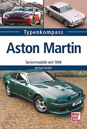 Aston Martin Serienmodelle seit 1948