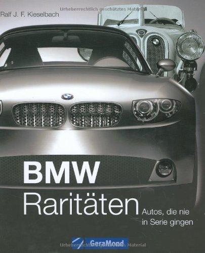 BMW Raritaeten Autos die nie in Serie gingen