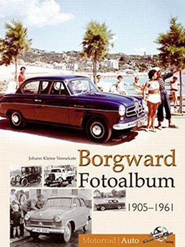 Borgward Fotoalbum