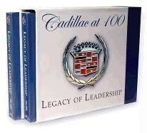 Cadilla at 100 2 Volume Set