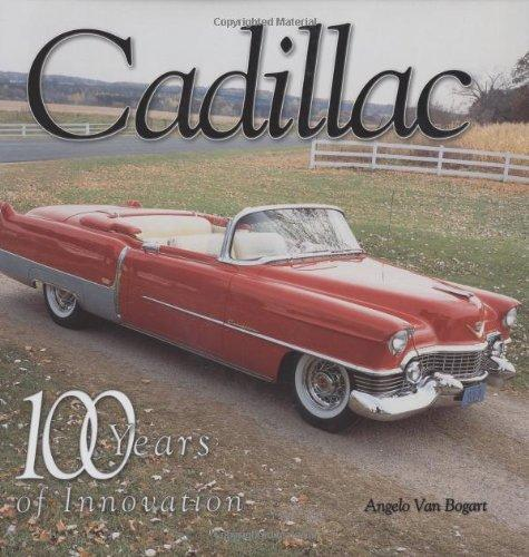 Cadillac 100 Years of Innovation