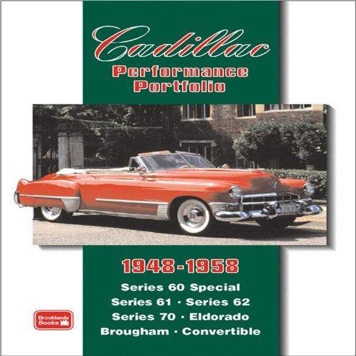 Cadillac 1948-1958 Performance Portfolio