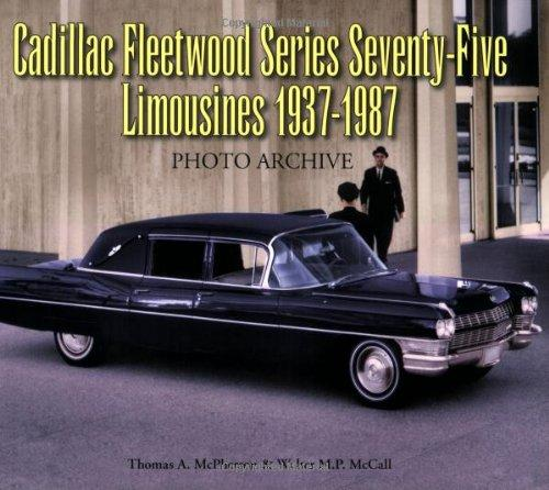 Cadillac Fleetwood Seventy Five Series Limousines