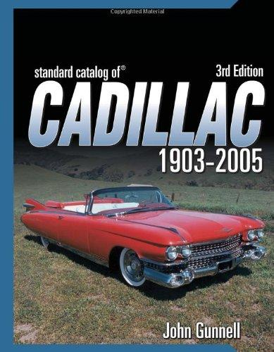 Standard Catalog of Cadillac 1903-2004