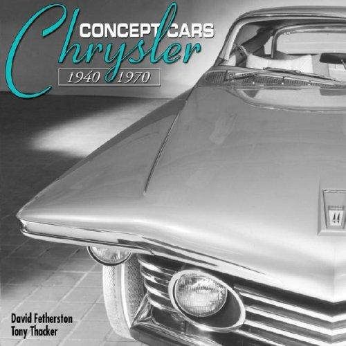 Chrysler Concept Cars 1940-1970