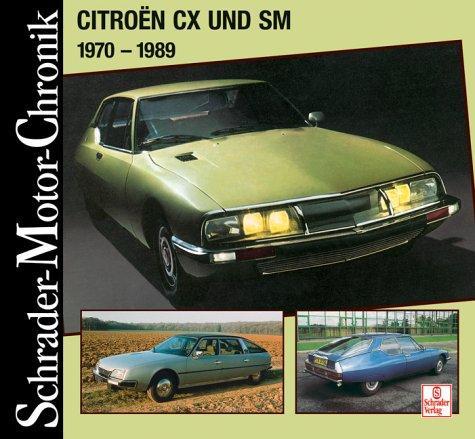 Citroen CX und SM