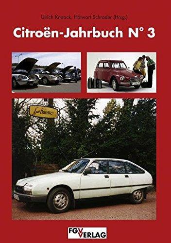Citroen-Jahrbuch N°3