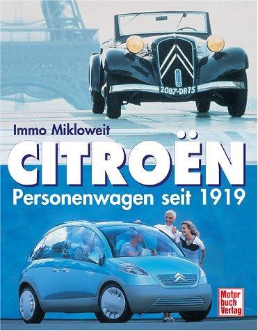 Citroen - Personenwagen seit 1919