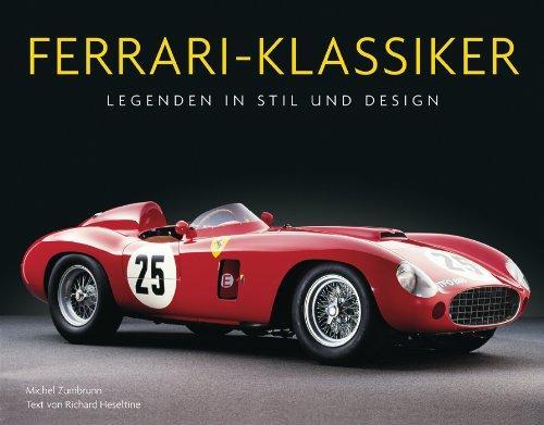 Ferrari Klassiker Legenden In Stil Und Design