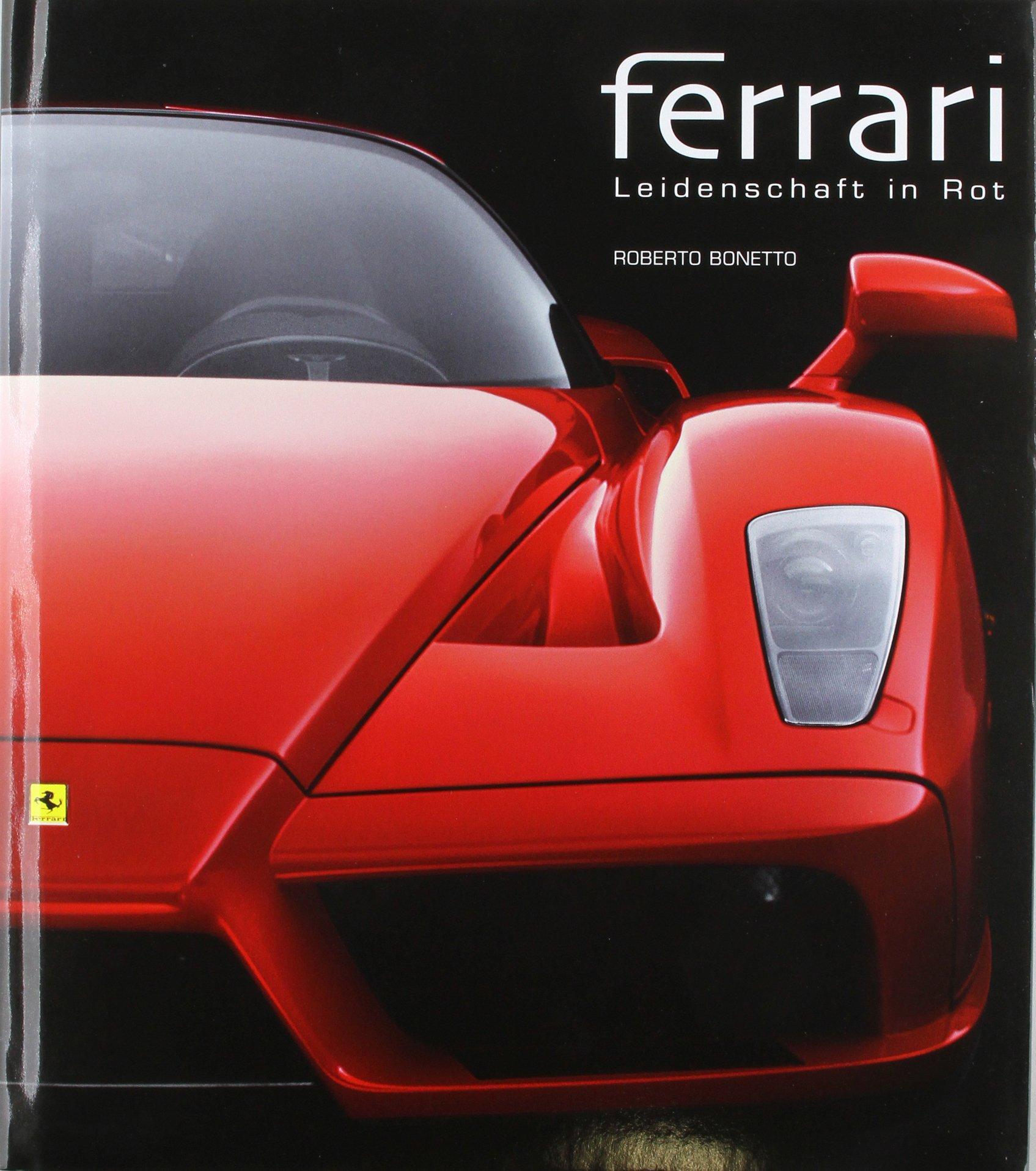 Ferrari- Leidenschaft in Rot (Sachbuch)