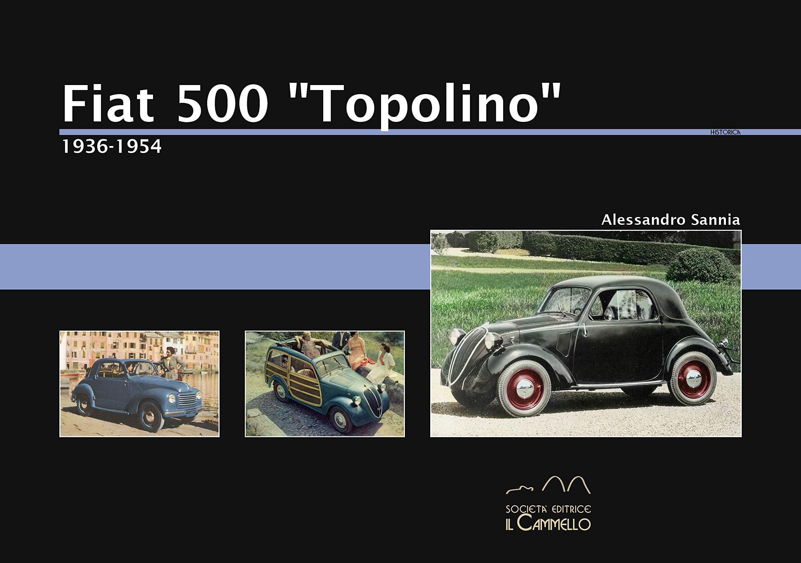 Fiat 500 «Topolino». 1936-1955