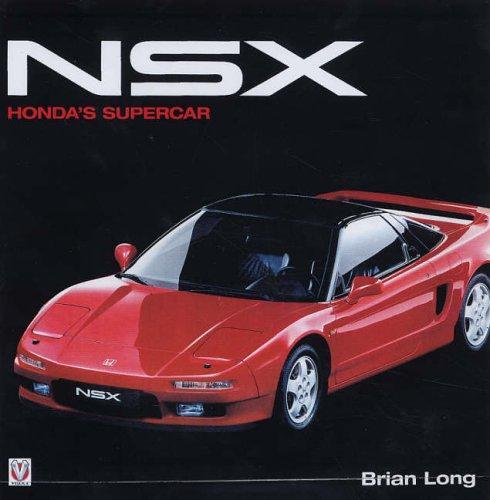 Acura Nsx Hondas Supercar