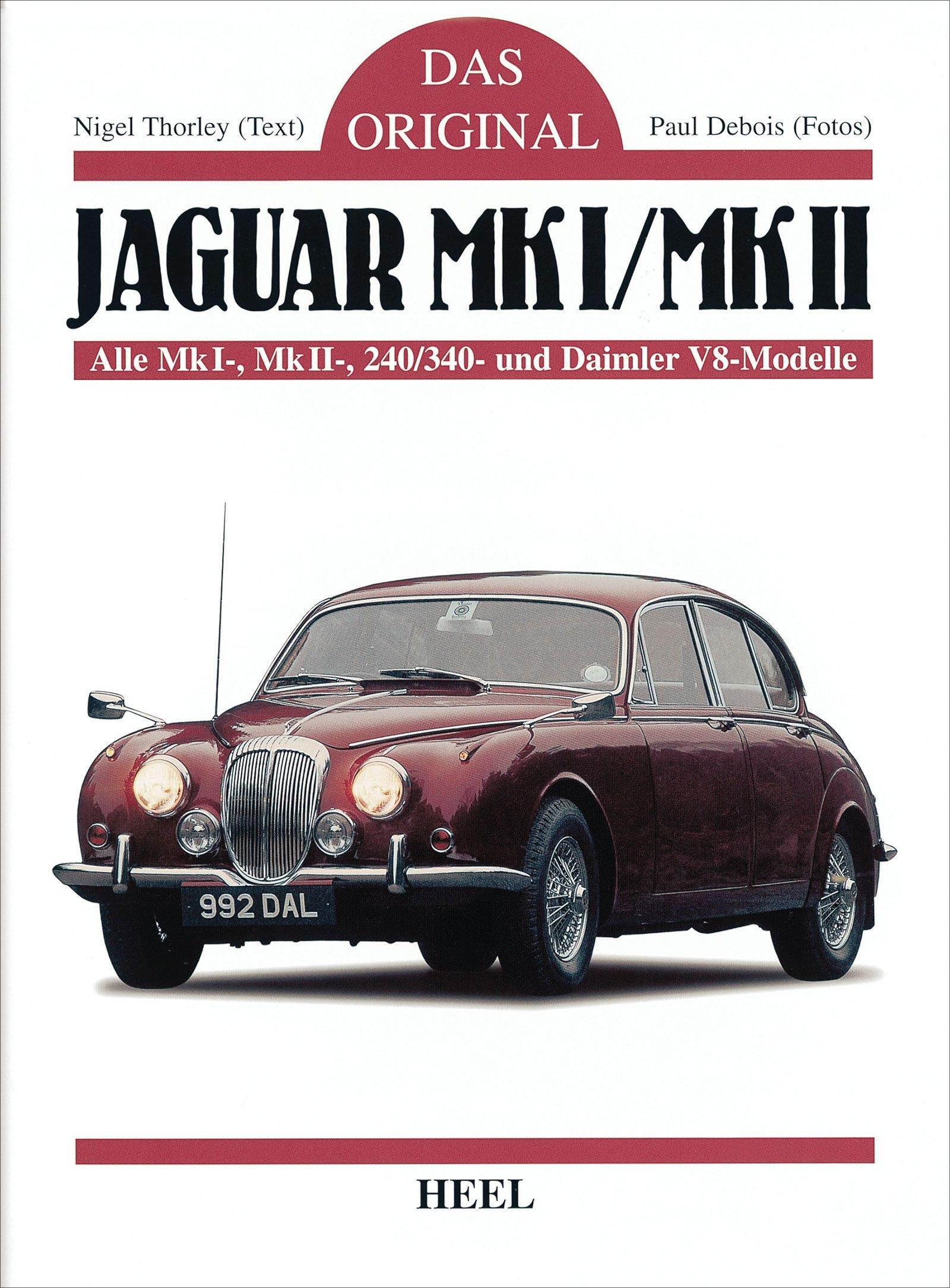 Das Original: Jaguar Mk I / Mk II