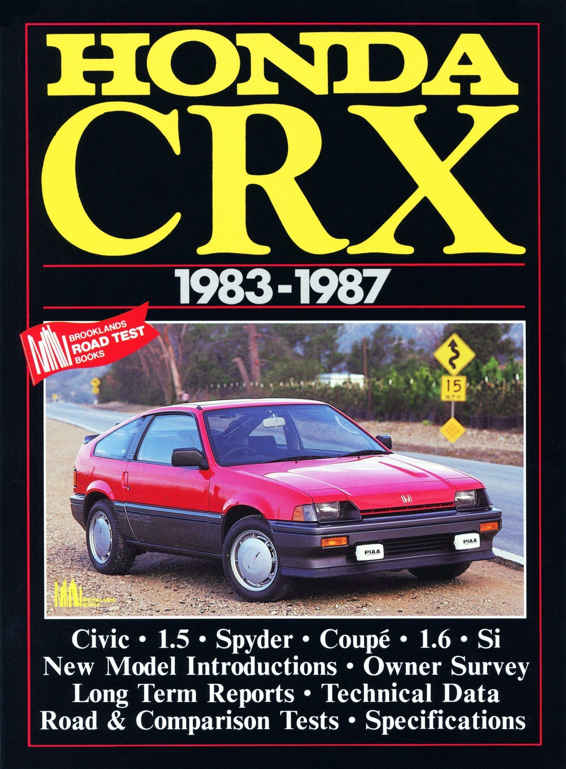Honda CRX 1983-87