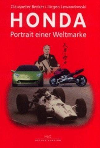 Honda Portrait einer Weltmarke