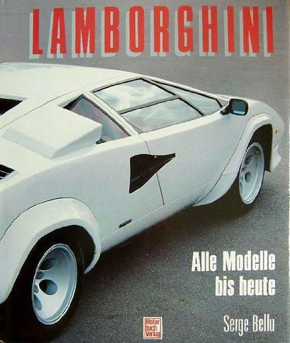 Lamborghini. Alle Modelle bis heute