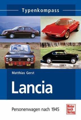 Lancia: Personenwagen nach 1945 (Typenkompass)