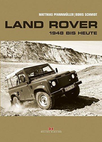 Land Rover: 1948 bis heute