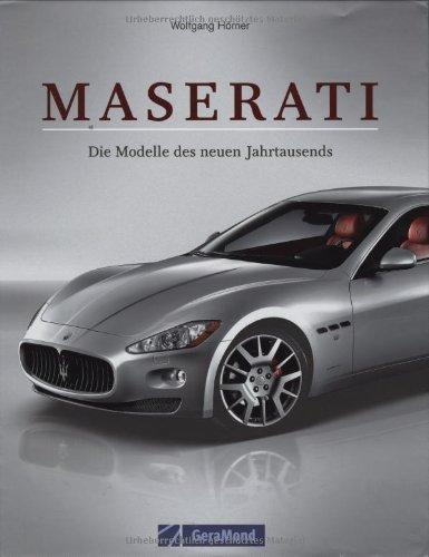 Maserati: Die Modelle des neuen Jahrtausends