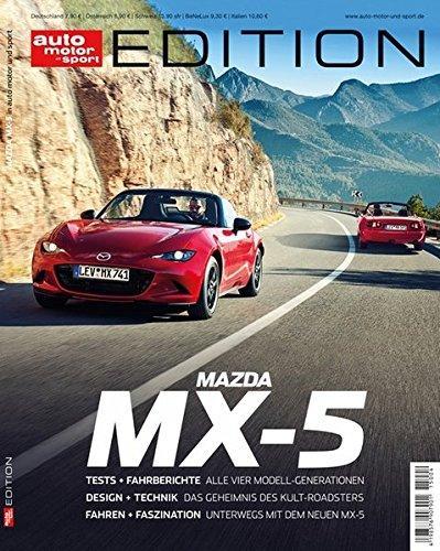 25 Jahre Mazda MX 5