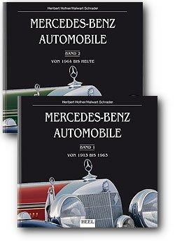 Mercedes-Benz Automobile, 2 Bde.