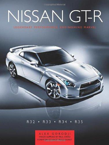 Nissan GT R Legendary Performance
