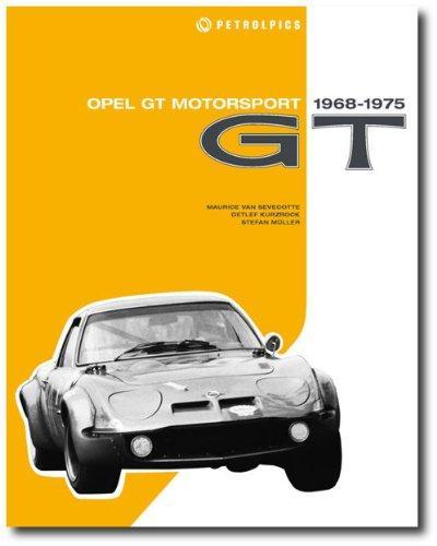 Opel Car Wallpaper: OPEL GT Motorsport: 1968-1975