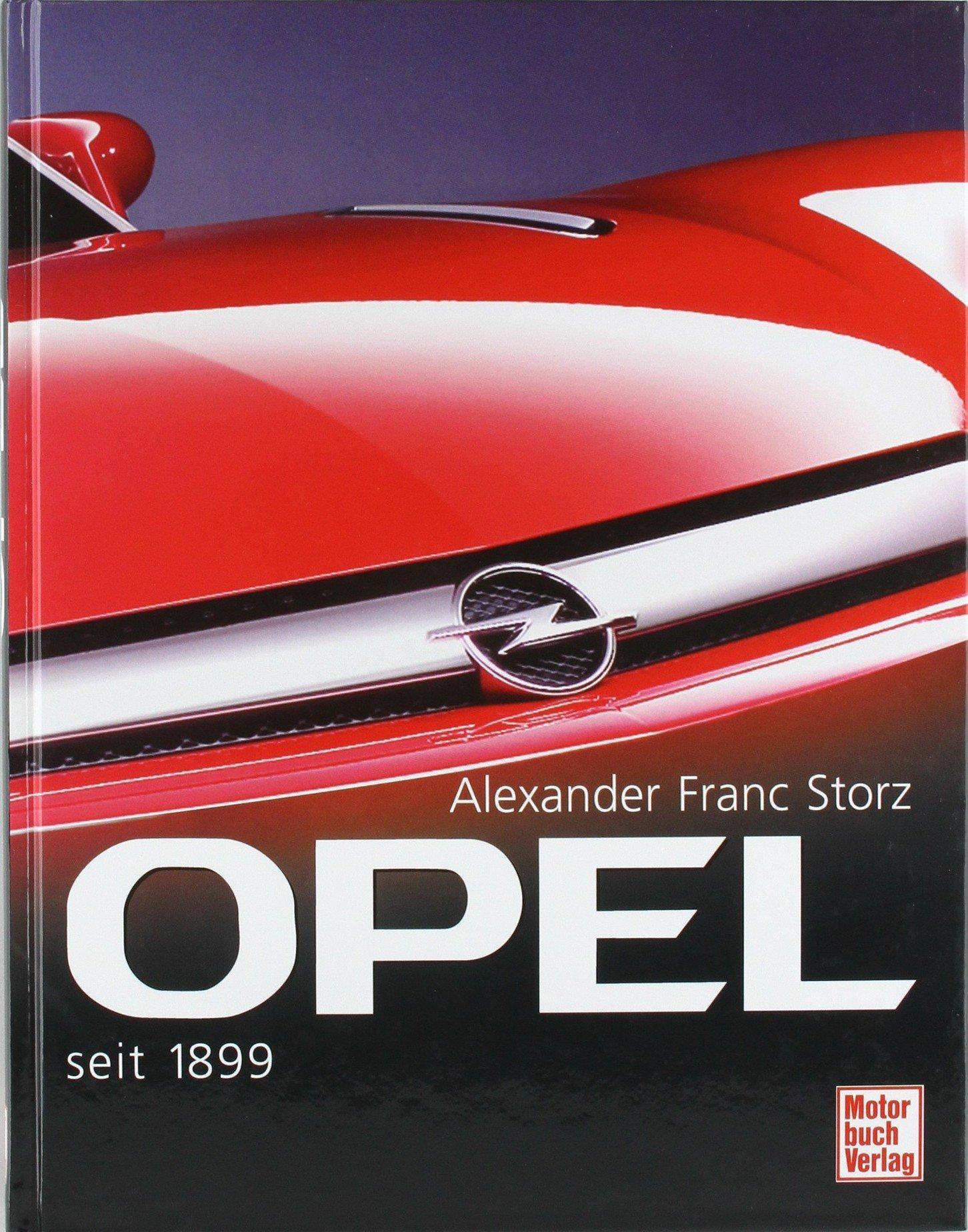 Opel: seit 1899