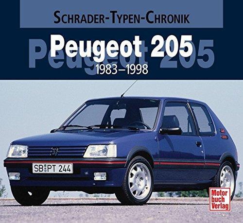 Peugeot 205: 1983-1998