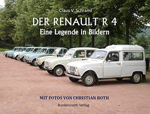 Der Renault R 4 - Eine Legende in Bildern