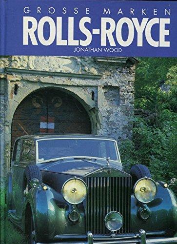 Grosse Marken Rolls-Royce