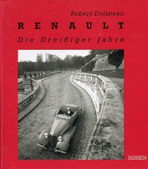 Renault - Die dreissiger Jahre