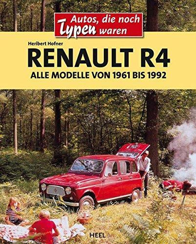 Renault R4 Alle Modelle