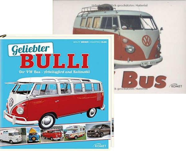VW Bulli Bücher