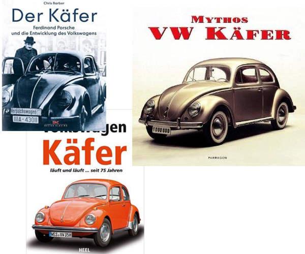 VW Käfer Bücher