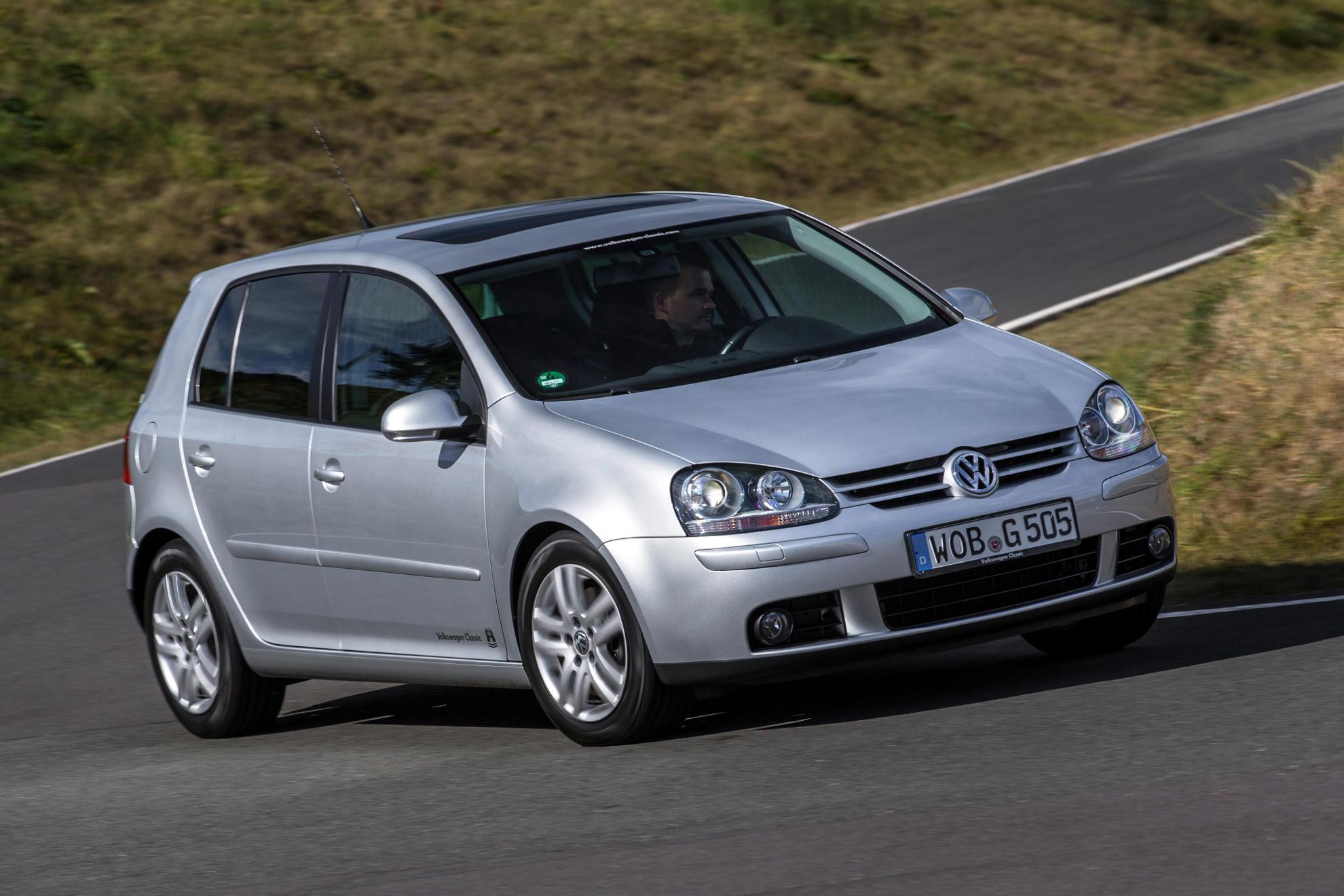 VW Golf fünfte Generation