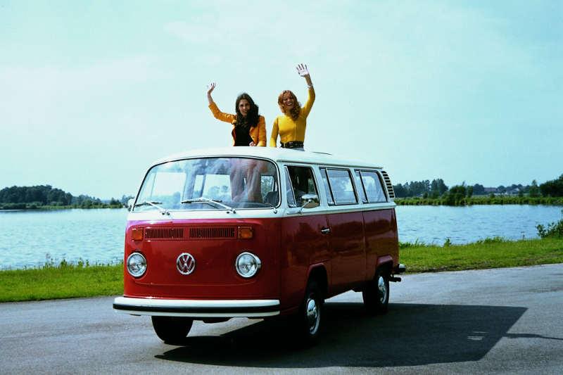 VW Bulli T2 1967