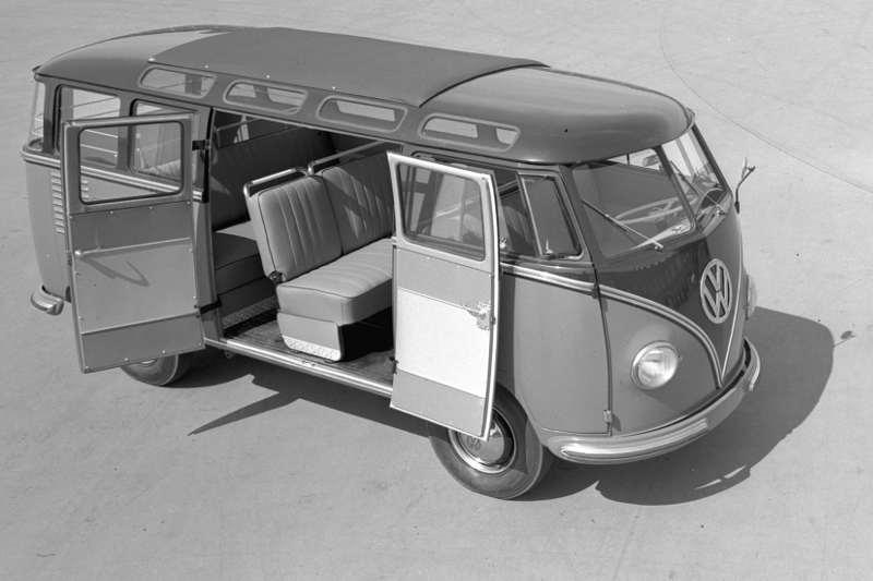 VW T1 Bulli Samba